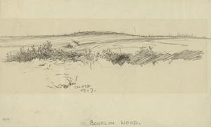 Bourlon Wood, October 18 1917