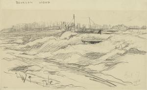 Bourlon Wood, October 17 1918