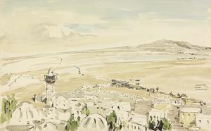 A View from Hama Citadel