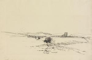Khan Tuman, near Aleppo