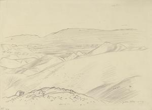 The Jordan Valley, 10 February 1919