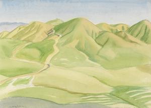 Wilderness of Judea, 10 February 1919