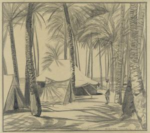 Indian Camp, Al Hillah, near Babylon, 4 July 1919