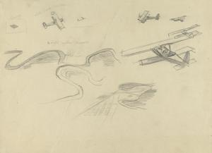 Aircraft and Aerial Views, July 1919