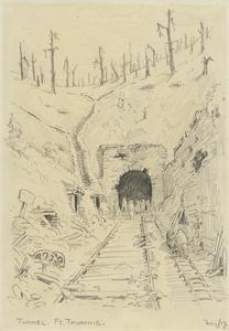 The Tunnel, Fort Tavenne