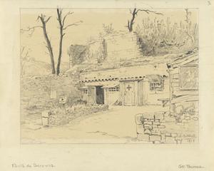St Thomas, Argonne, Poste de Secours