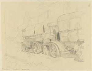 Treslon: Tractors, September, 1918