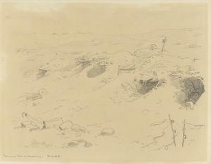 Sarcy, Ville-en-Tardenois, August, 1918