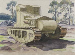 A Whippet Tank