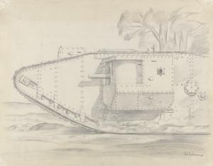 A Mark IV Male Tank