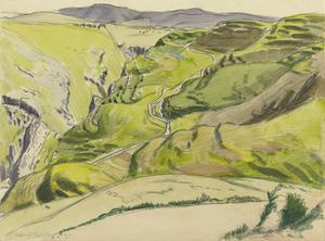 The Wadi Fara, Palestine, 1919
