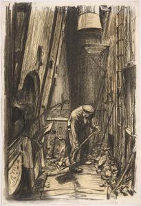 The Stokehold, HM Trawler Mackenzie