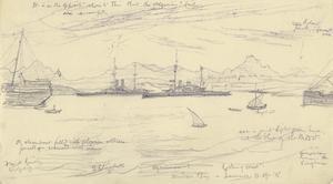 In Mudros Bay, April 11th 1915