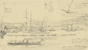 In Mudros Bay - Preparations Completed, April 23rd 1915