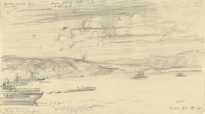 The Battle of the Landings - ANZAC - 5.15pm, April 25th 1915