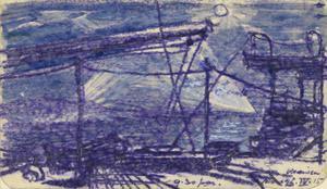 9.30pm, April 26th 1915