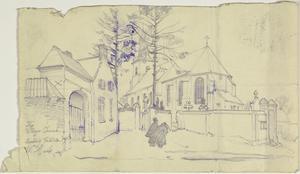 The Village Church, Sunday 14th January 1917