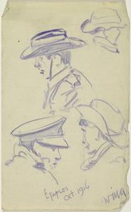Etaples, October 1916