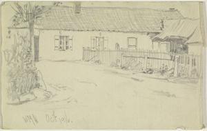 Farmhouse, October 1916