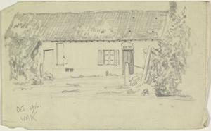 Farmhouse, France, October 1916
