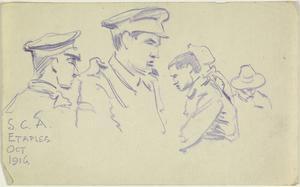 S.C.A., Etaples, October 1916
