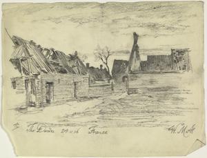 The Dawn, France, 24 November 1916