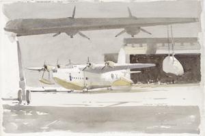 Aeroplane Drawings