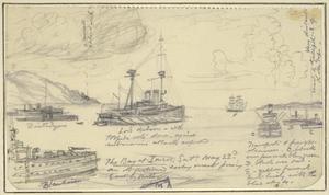 In Kephalos Bay, Imbros, May 22nd 1915