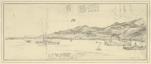 In Kephalos Bay, Imbros, 6.15pm, May 23rd 1915