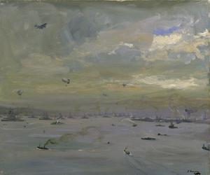 Rosyth, 1918 : the Principal Base of the Grand Fleet