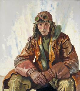 The NCO Pilot, RFC. (Flight Sergeant W G Bennett)