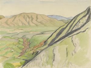 The Wadi Fara, 15 February 1919