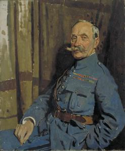 Marshal Foch, OM