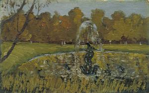 The Fountain, 1911