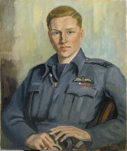 Wing Commander Paul H M Richey DFC, 1942