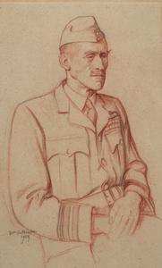Air Vice-Marshal L A Pattinson, CB, DSO, MC, DFC