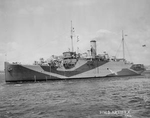 HMS ARTIFEX