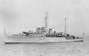 HMS AUCKLAND