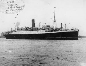 HMS AUSONIA