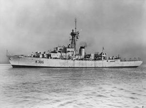 HMS AMBERLEY CASTLE