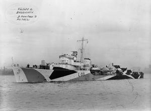HMS BADSWORTH