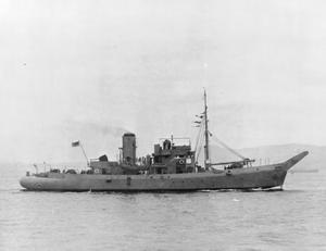 HMS BARBRAKE