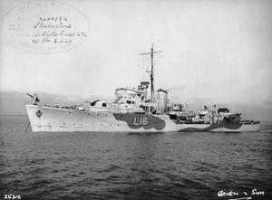 HMS STEVENSTONE