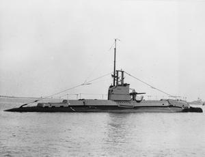 HMSM STERLET