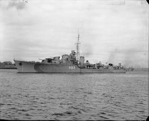 HMS ULSTER