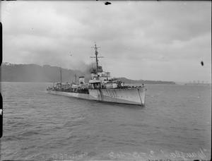 HMS DOUGLAS