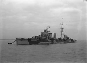 HMS CALEDON