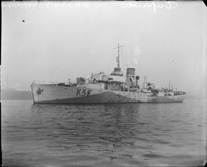 HMS MIGNONETTE