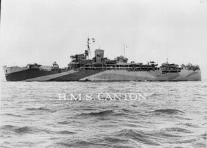 HMS CANTON