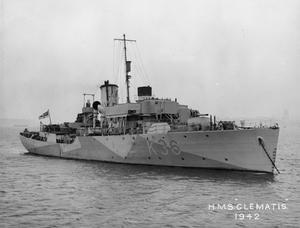 HMS CLEMATIS